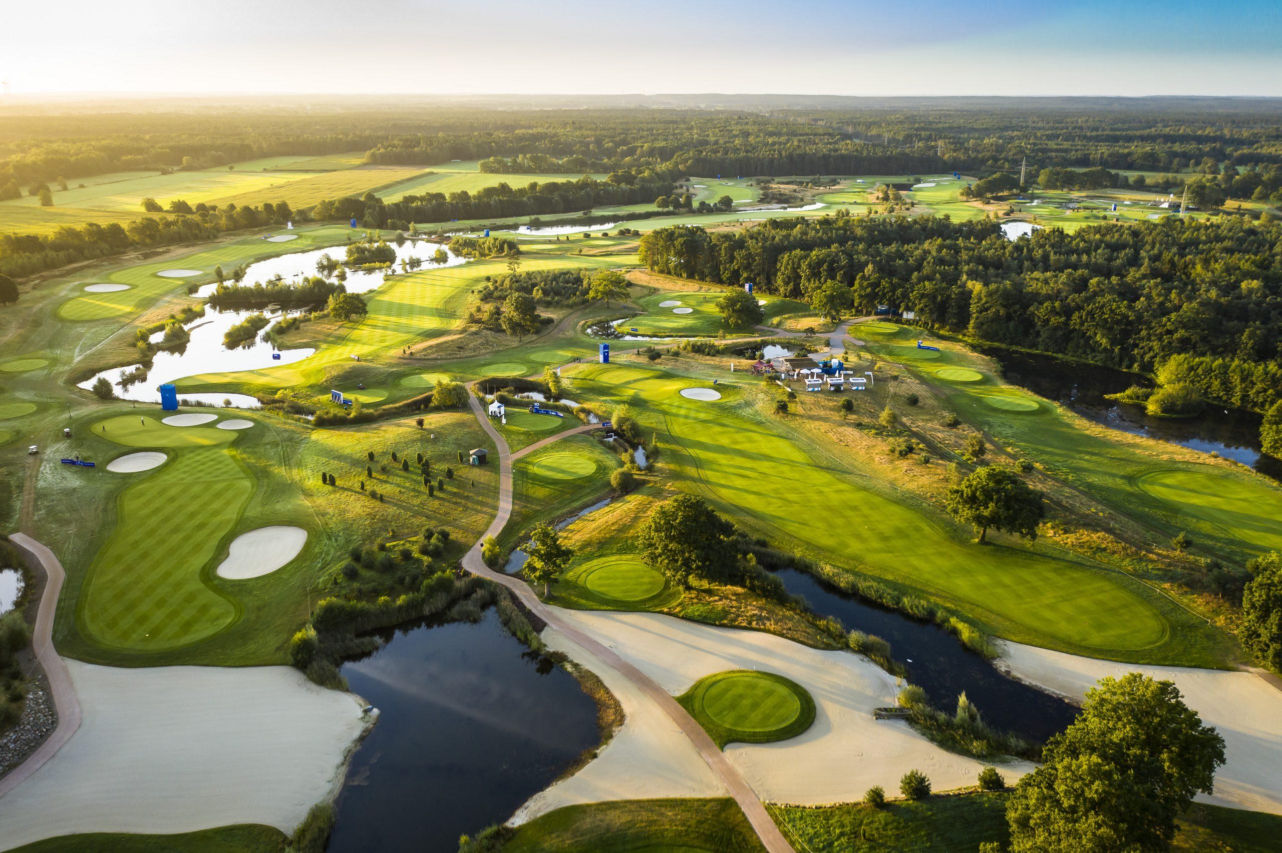 Green Eagle Golfplatz