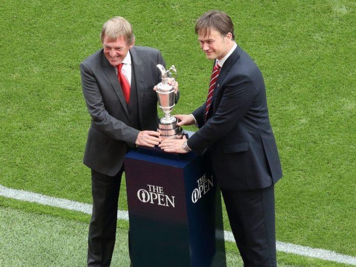 The Open: Claret Jug